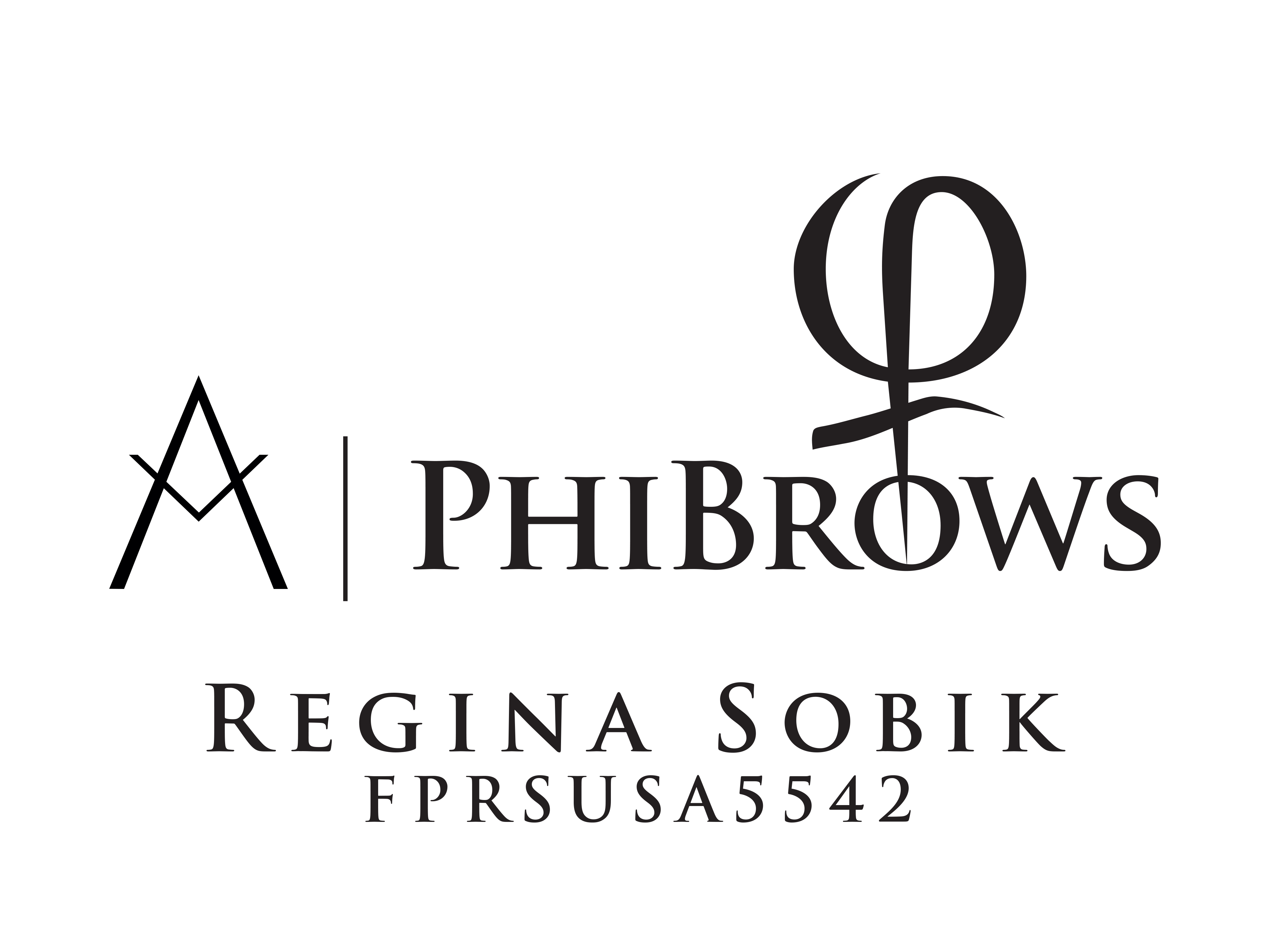 Phibrows_logo